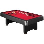 Mizerak 8 ft. Slate Pool Table