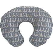 Boppy Grey Giraffe Slipcover