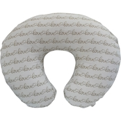 Boppy Love Letters Nursing and Positioner Pillow