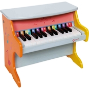 Classic World Toys Wood Piano