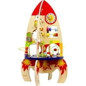 Classic World Toys Lift Off Rocket