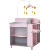 Olivia's Little World Baby Doll Changing Station with Storage