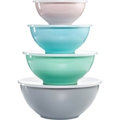 Martha Stewart Collection 8 Pc. Pastel Melamine Bowl Set
