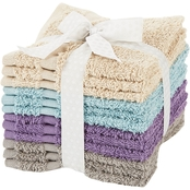 Martex Wash Set, Soft Neutrals 12 pk.