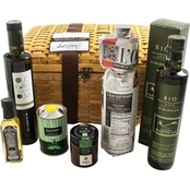 The Gourmet Market Italian Extra Virgin Olive Oil Treasure Chest