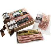 The Gourmet Market Bacon Connoisseur Gift Crate