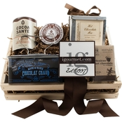 The Gourmet Market International Hot Cocoa Gift Crate