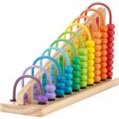 Melissa & Doug Add and Subtract Abacus