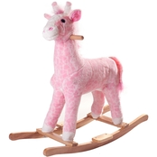 Happy Trails Penny the Pink Giraffe