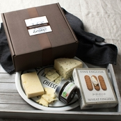 The Gourmet Market The English Fine Cheese Gift Box