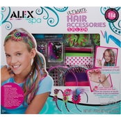 Alex Toys Alex Spa Ultimate Hair Accessories Hair, Nails, Makeup Kit