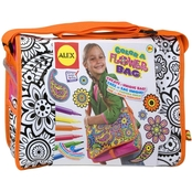 Alex Toys Craft Color A Flower Bag Kit