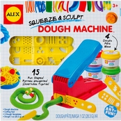Alex Toys Artist Studio Squeeze and Sculpt Clay & Dough Machine