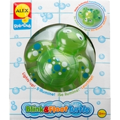 Alex Toys Rub a Dub Blink and Float Turtle