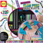 Alex Toys DIY Wear Ultimate Glam Rock Bracelets