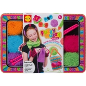 Alex Toys Craft Fuzzy Wuzzy Knitting