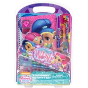 Nickelodeon Shimmer and Shine Stationery Activity Set