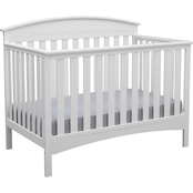 Delta Children Abby 4 in 1 Convertible Crib