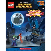 LEGO DC Comics Superheroes: Enter the Dark Knight Minifigure Activity BooK