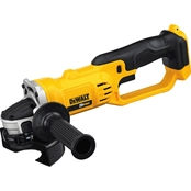 DeWalt 20V MAX* Lithium Ion 4-1/2 in. (115mm)/5 in. (125mm) Grinder (Tool Only)