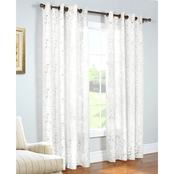 Commonwealth Home Fashions Charlotte Grommet Top Drapery Panel