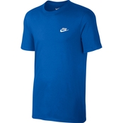 Nike Embroidered Swoosh Tee