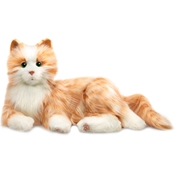 Hasbro Joy for All Orange Tabby Cat