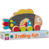 Alex Toys Jr. 2 Rolling Fish