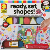 ALEX Toys Little Hands Ready Set Shapes