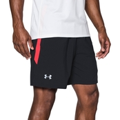 Under Armour Men's Launch Stretch Woven 7 in. Shorts