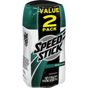 Speed Stick Deodorant for Men Regular Scent 3 oz. 2 pk.