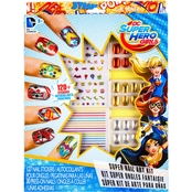 DC Comics Girls Super Nail Art Kit