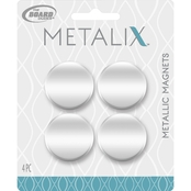 The Board Dudes Metalix Magnets, 4 pk.