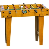 Homewear Giant 27 in. Wood Foosball Table with Legs