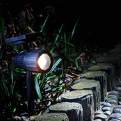 Westinghouse 20 Lumen Solar Spotlight with Adjustable Lens