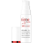 Philosophy Time In A Bottle Control Repair Renew Resist Eye Serum