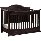 DaVinci Meadow 4 in 1 Convertible Crib with Toddler Bed Conversion Kit
