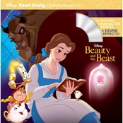 Disney Beauty and the Beast Read Along Storybook and CD