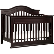 DaVinci Brook 4 in 1 Convertible Crib with Toddler Bed Conversion Kit