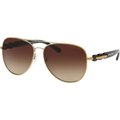 Michael Kors Aviator Sunglasses OMK 1015