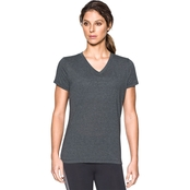 Under Armour Threadborne Train Twist V Neck Tee