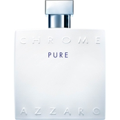 Azzaro Men's Chrome Pure 3.4 Oz. After Shave Lotion