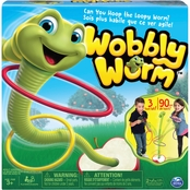 Spin Master Wobbly Worm Game
