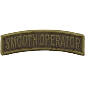 Brigade Qm Morale Patch: Smooth Operator