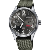 Oris Men's ProPilot Calibre 111 Watch with Textile Strap 11177114163TX