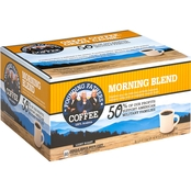 Founding Fathers Coffee Morning Blend Single Serve Brew Cups 80 pk.