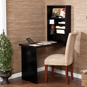 SEI Fold Out Convertible Desk