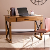 SEI Canton Adjustable Height Desk