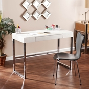 SEI Vivienne Reptile Contemporary Desk