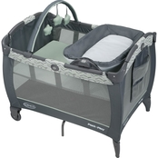 Graco Pack 'n Play Playard with Reversible Napper and Changer, Landry